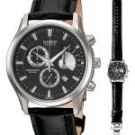 นาฬิกา คาสิโอ Casio BESIDE CHRONOGRAPH รุ่น BEM-501L-1AV