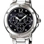 นาฬิกา คาสิโอ Casio SHEEN MULTI-HAND รุ่น SHE-3022SBD-1A