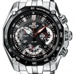 นาฬิกา คาสิโอ Casio EDIFICE 3D SHIELD CHRONOGRAPH รุ่น EF-550D-1AVDF ตำนานรถแข่ง F1