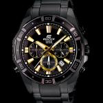 นาฬิกา คาสิโอ Casio EDIFICE CHRONOGRAPH Premium Collection รุ่น EFR-534BK-1AV