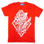 เสื้อยืด OLDSKULL: ULTIMATE #504 | Red