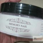 ผงอะคริลิค Memory nail สีธรรมชาติ 150ml