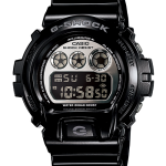 นาฬิกา คาสิโอ Casio G-Shock Standard digital รุ่น DW-6900NB-1DR (EMINEM Black Version)