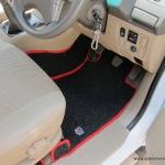 พรมดักฝุ่นไวนิล ชุด Full จำนวน 8 ชิ้น Toyota Vigo Cab 2005-2015