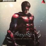 Play Arts Kai Robin Batman Arkham Origins NEW
