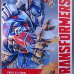 Transformers: ทรานสฟอร์เมอร์ Age of Extinction First Edition Optimus Prime Figure NEW