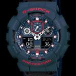 นาฬิกา คาสิโอ Casio G-Shock Limited model Military Cloth Series รุ่น GA-100MC-2A (หายาก)