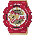 นาฬิกา คาสิโอ Casio G-Shock Limited model Color series รุ่น GA-110CS-4A (IRON MAN)