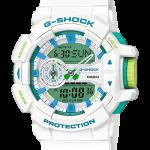 นาฬิกา Casio G-Shock Limited White & mint Green Color series รุ่น GA-400WG-7A ของแท้ รับประกัน1ปี
