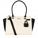 กระเป๋าสะพายแฮร์รอดส์สีทูโทนของแท้ Novello Two-Tone Shoulder Bag