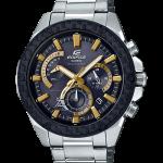 นาฬิกา Casio EDIFICE Solar-Powered CHRONOGRAPH รุ่น EQS-910D-1BV ของแท้ รับประกัน 1 ปี