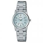 นาฬิกา Casio STANDARD Analog-Ladies' รุ่น LTP-V002D-2B ของแท้ รับประกัน 1 ปี