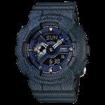 นาฬิกา Casio Baby-G Denim Color series รุ่น BA-110DC-2A1 ของแท้ รับประกัน1ปี