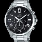นาฬิกา Casio EDIFICE Chronograph รุ่น EFV-500D-1AV ของแท้ รับประกัน 1 ปี