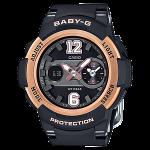 นาฬิกา Casio Baby-G Standard ANALOG-DIGITAL รุ่น BGA-210-1B ของแท้ รับประกัน1ปี