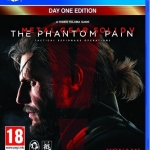 PS4 Metal Gear Solid V: The Phantom Pain NEW