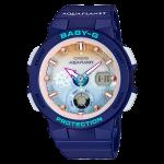 นาฬิกา Casio Baby-G Limited Love the sea and The Earth 2018 รุ่น BGA-250AP-2A ของแท้ รับประกัน1ปี