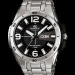 นาฬิกา คาสิโอ Casio EDIFICE 3-HAND ANALOG รุ่น EFR-104D-1AV ใหม่ล่าสุด