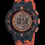 นาฬิกา คาสิโอ Casio PRO TREK รุ่น PRG-300CM-4 ลายพรางส้ม