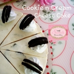 Cookies 'n' Creme Cheesecake