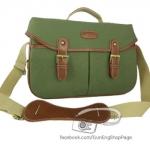 Trendy Bag Army Green (ขนาดใหญ่) (Pre)