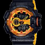 นาฬิกา Casio G-Shock Special color BLACK & YELLOW color series รุ่น GA-400BY-1A ของแท้ รับประกัน1ปี