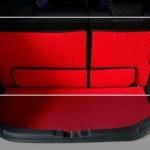 พรมกระดุมหลังพนักพิง Honda All New Jazz GK 2014-2019