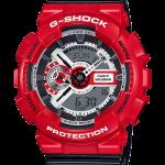 """นาฬิกา Casio G-Shock Limited model Solid Red RD series รุ่น GA-110RD-4A """"DUCATI"""" ของแท้ รับประกัน 1 ปี"""