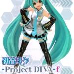 Vocaloid Hatsune Miku Project DIVA f Premium Figure SEGA PRIZE