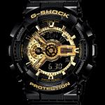 นาฬิกา คาสิโอ Casio G-Shock Limited model GB Series รุ่น GA-110GB-1A ดำ-ทอง ยอดฮิต