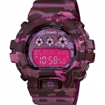นาฬิกา คาสิโอ Casio G-Shock S-Series ลายพราง รุ่น GMD-S6900CF-4 (Europe) หายากมาก ไม่วางขายในไทย