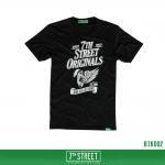 เสื้อยืด 7TH STREET - รุ่น Bike | Black