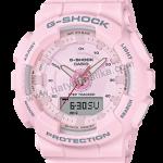 นาฬิกา Casio G-Shock มินิ S-Series GMA-S130 Step Tracker series รุ่น GMA-S130-4A (สีชมพู) ของแท้ รับประกัน1ปี