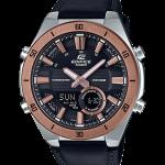 นาฬิกา Casio EDIFICE 2ระบบ Analog-Digital แบตเตอรี่10ปี รุ่น ERA-110GL-1AV ของแท้ รับประกัน 1 ปี