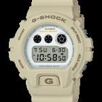 นาฬิกา Casio G-Shock Limited (Ecru) Sand Beige Militey color series รุ่น DW-6900EW-7 (ไม่วางขายในไทย) ของแท้ รับประกัน1ปี (นำเข้าJapan กล่องหนัง)