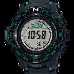 นาฬิกา คาสิโอ Casio PRO TREK Real Material (RM) series รุ่น PRW-S3500-1