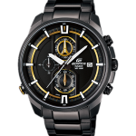 นาฬิกา คาสิโอ Casio EDIFICE CHRONOGRAPH รุ่น EFR-533BK-1A9V ใหม่