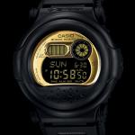 นาฬิกา คาสิโอ Casio G-Shock Jason Special Limited Edition รุ่น G-001CB-1D เจสันดำทอง (หายากมาก)