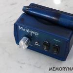 เครื่องเจียรเล็บ Mani-Pro Navy blue (Blueberry) (COPY)