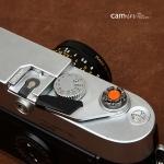 Soft Shutter Release Button รุ่น 10 mm ลายดอกทานตะวัน ใช้กับ Fuji XT20 XT10 XT2 XE2 X20 X100 XE1 Leica ฯลฯ