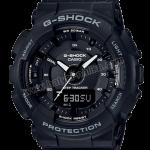 นาฬิกา Casio G-Shock มินิ S-Series GMA-S130 Step Tracker series รุ่น GMA-S130-1A (สีดำ) ของแท้ รับประกัน1ปี