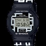 นาฬิกา Casio G-SHOCK X HOTEI 35th Anniversary GUITARHYTHM 2017 Limited Edition รุ่น DW-5600HT-1JR (นำเข้าJapan ไม่มีขายในไทย) ของแท้ รับประกัน1ปี