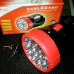 ไฟฉาย LED 15+8 ดวง YG5500