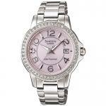 นาฬิกา คาสิโอ Casio SHEEN 3-HAND ANALOG รุ่น SHE-4026SBD-4A