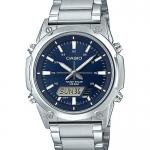 นาฬิกา Casio SOLAR POWERED AMW-S820 series รุ่น AMW-S820D-2AV ของแท้ รับประกัน 1 ปี