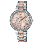 นาฬิกา คาสิโอ Casio SHEEN MULTI-HAND รุ่น SHE-3043BSG-9A ของแท้ รับประกัน1ปี