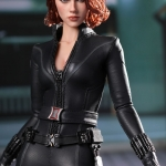 Hot Toys MMS178 - Black Widow The Avengers: 1/6th scale NEW