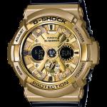 นาฬิกา คาสิโอ Casio G-Shock Limited model Crazy Gold series รุ่น GA-200GD-9B2 (หายากมาก)