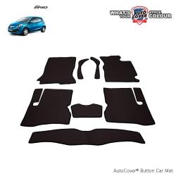 พรมกระดุม Super Save รถ Honda Brio 5 Door ชุด Full จำนวน 8 ชิ้น