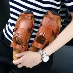 รองเท้าหนังลำลอง MMS2307